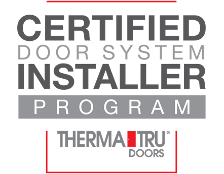 Therma-Tru Certified Door System Installer Program